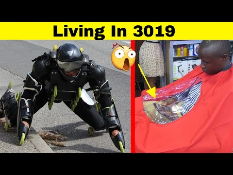 Genius People Who Are Living In The Year 3019