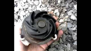 видео Замена насоса охлаждающей жидкости ваз 2110 своими руками