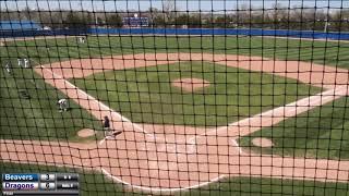Blue Dragon Baseball vs. Pratt (Game 1)