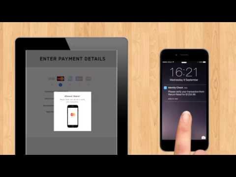 MasterCard Identity Check: Fingerprint Biometrics