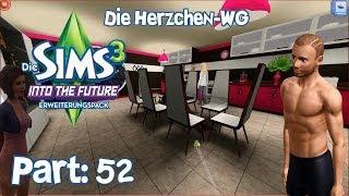 Let´s play Die Sims 3 / Herzchen-WG ◊ Part 52 - Pinke Porno Küche (DE|HD|Gast-Kommentatorin)