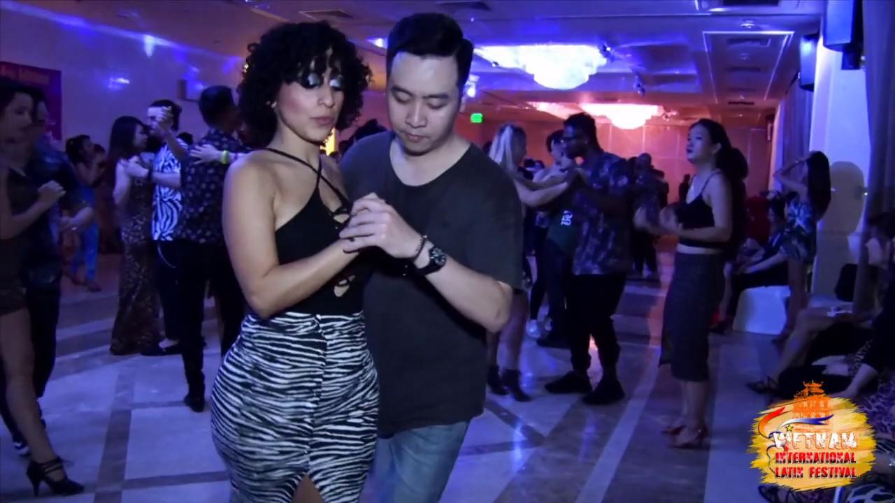 Hong Phuc & Borboleta - Social Kizomba @ Vietnam International Latin Festival 2019