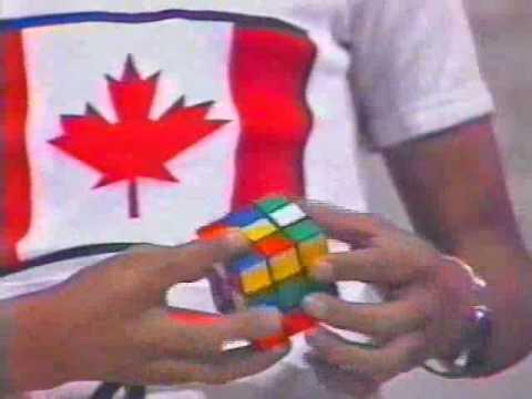 World Championship Rubik's Cube 1982