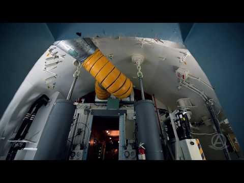 Underground Nuclear Deterrence