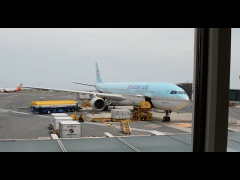 Korean Air | Jeju to Busan | Airbus A330-300 | Full Flight | MJT Global