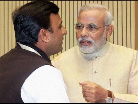PM Modi counters Akhilesh's 'donkey' jibe, says Gandhi and Patel born in Gujarat