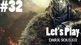 Lets Play Dark Souls 2 Part 32 - Forgotten Key and Unlocking Doors