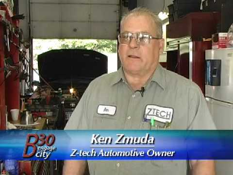Z Tech Auto offers experience from two generations