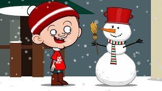 Tomi és a hóember - Tomi mesék