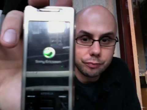 Xperia X1 (Sony Ericsson Unlocked GSM) - Unboxing