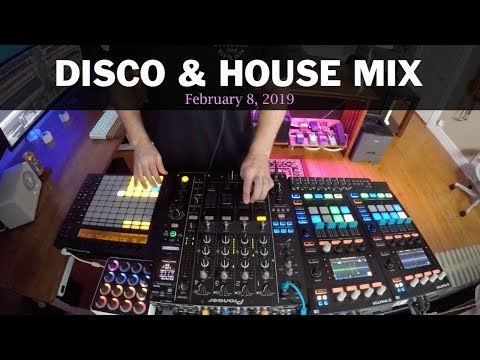 Disco & House Music 2019 DJ Mix [February 2019]