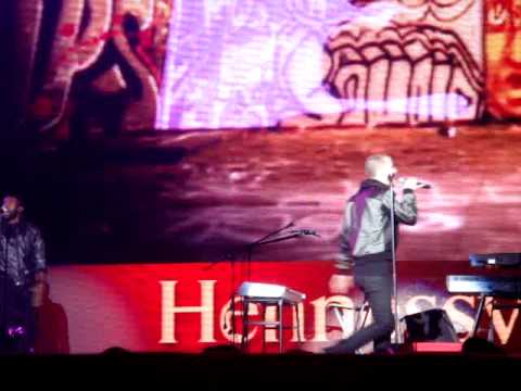 Mike Posner ''Cheated'' live at Hennessy Artistry 2010 in Taipei 軒尼詩炫音之樂