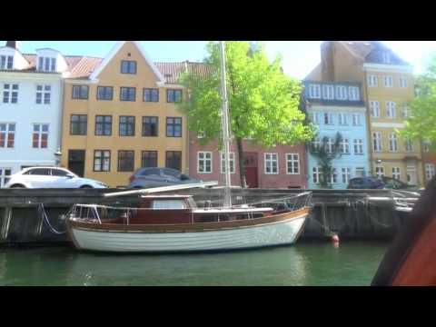 Copenhagen Denmark Part 1 (Canal tour, Christianborg Palace)