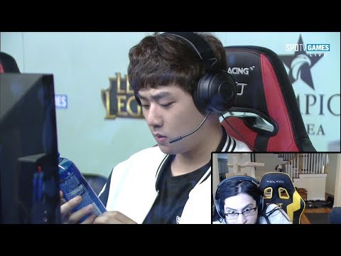 Bang Gets Intrigued by his Drink   Imaqtpie Cassiopeia Ult Dodge - LoL Funny Stream Moments #207