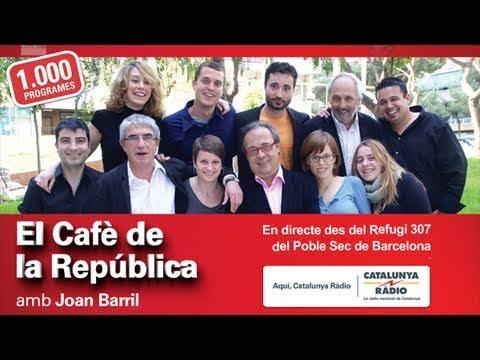 El Cafè de la República:programa 1.000 (14.04.2011)