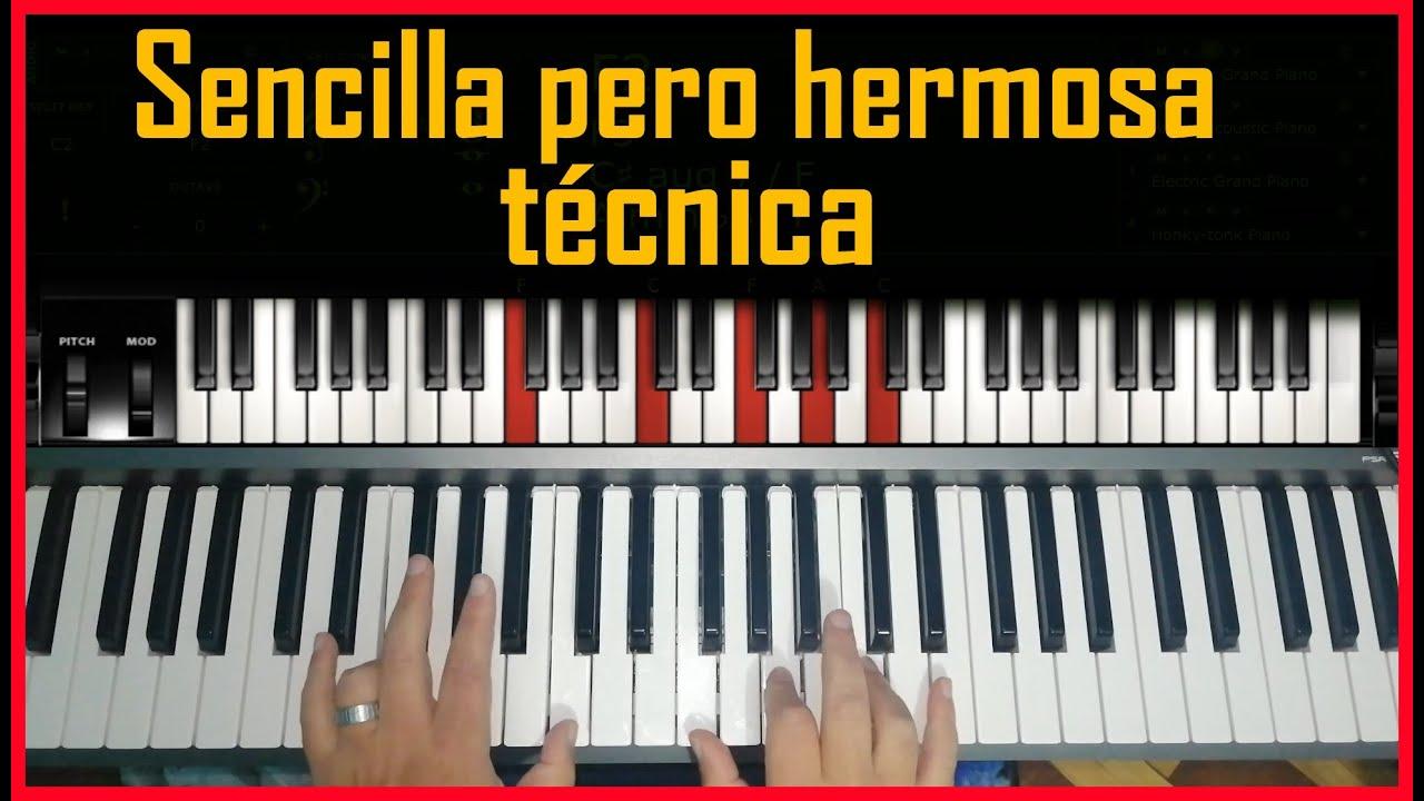 Usar Ambas Manos en el Piano POR PRIMERA VEZ!!!!