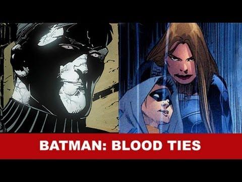 Damian Wayne, Talia al Ghul, Thomas Wayne Jr - Batman Blood Ties!