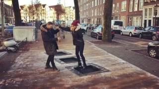 İrem Derici rekor kiran klip Amsterdam kamerarkasi superr-Bana hic bir sey olmaz