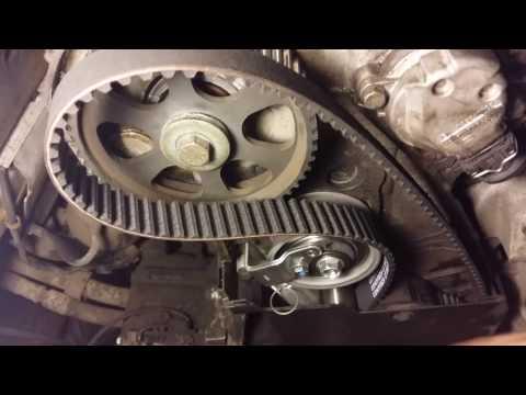 Замена ремня ГРМ VW Passat B5. ADR 1.8 98 г.в