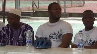 Nigeria Ahmadi Muslims: RIDE 4 PEACE 2017