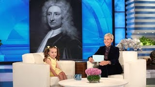 Download Kid Genius Brielle Shares Her Scientific Discoveries Mp3 and Videos