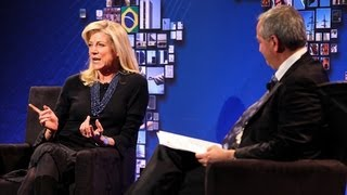 Lady Lynn Forrester de Rothschild: Capitalism and society in 2013