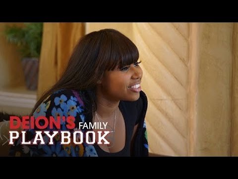 Deion Gets Sports Advice From His Daughter | Deion's Family Playbook | Oprah Winfrey Network