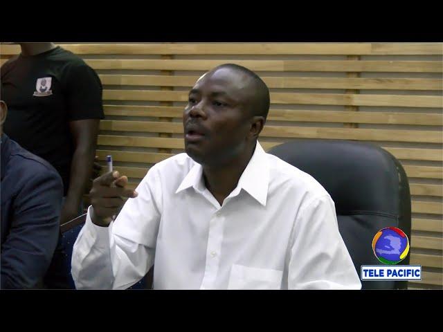 🔴 Ansyen senatè Jean Charles Moise drese bilan manifestasyon platfom Pitit Desalin te òganize