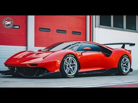 GT Ferrari PROTOTIPO P80C MC