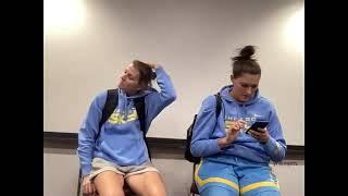 Chicago Sky   2021 WNBA Playoffs   Practice Media Availability