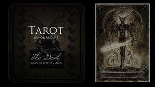 Dark Music - The Devil   Tarot