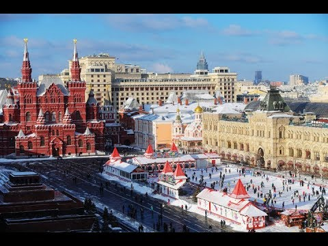 Russian Travel: Quá đẹp, Quá tuyệt vời về tp Moscow - Thủ đô Nga