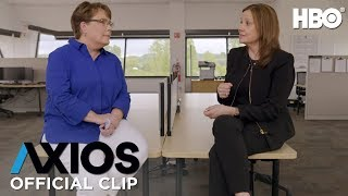 AXIOS on HBO: GM's Mary Barra on Manufacturing Jobs (Season 2 Episode 3 Clip) | HBO