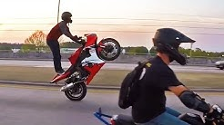 Epic Wheelie Wednesday - Jacksonville, Florida