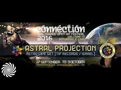 Astral Projection Live @ Connection Festival : Spain 2/10/2016 [Part 1]