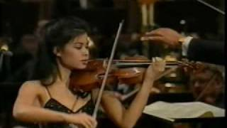 Vanessa-Mae: Beethoven romance n.2 in F op. 50 part 2