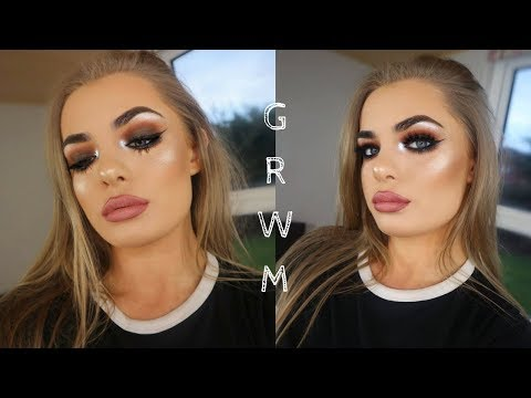 CHATTY GRWM | Night Out Makeup Tutorial