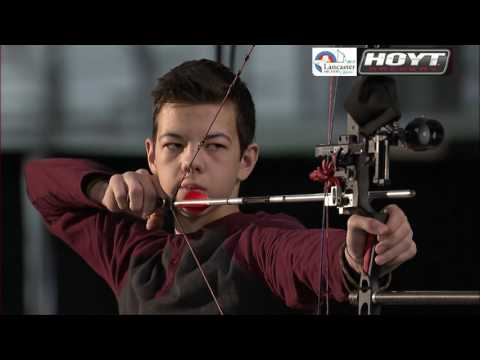 2017 Lancaster Archery Supply: Youth Open Male Finals