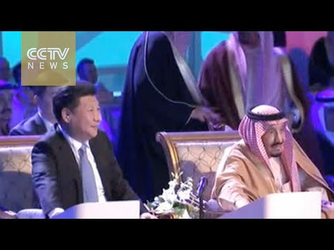 President Xi attends inauguration ceremony of China-Saudi joint refinery