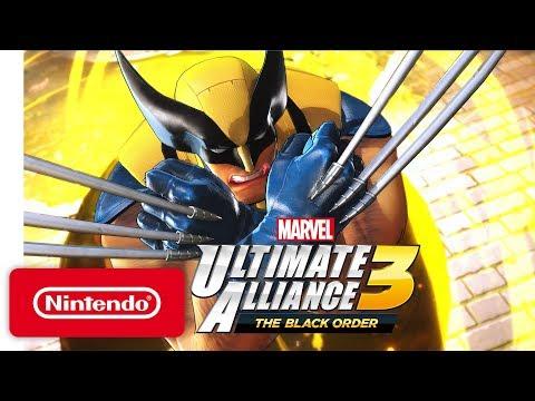 MARVEL ULTIMATE ALLIANCE 3: The Black Order - Announcement Trailer - Nintendo Switch