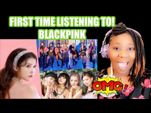 First Time reacting to - BLACKPINK - How You Like That -