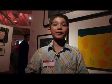Chai Lifeline West Coast-Through the Eyes of Our Children - Art Exhibition - 2012