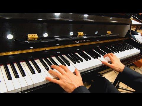 We wish You a Merry Christmas / Feliz Navidad ( Medley Navidad ) - piano Dragos Tichieru