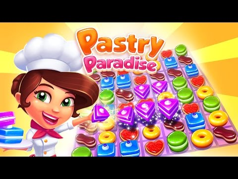 Pastry Paradise - Launch Trailer