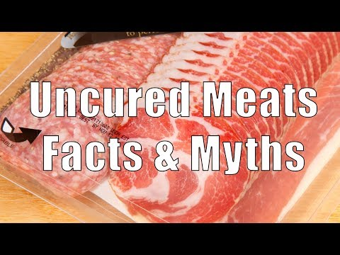 Uncured Meats Facts & Myths (700 Calorie Meals) DiTuro Productions