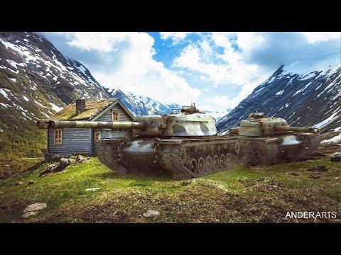 ФАРМ на Т110Е4 №1 STREAM - 02.04.2018 [ World of Tanks ] thumbnail
