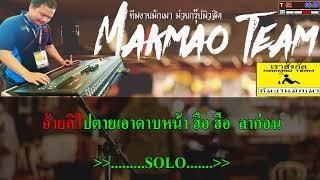 ฆ่าอ้ายให้ตายสา - ไหมไทย หัวใจศิลป์ Cover MiDi คาราโอเกะ