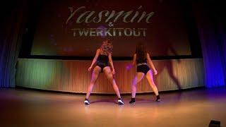Nicki Minaj ft. Stefflon Don - 16 shots choreo by TwerKitOut girls