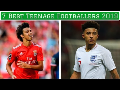 7 Best Teenagers in World Football (2019)