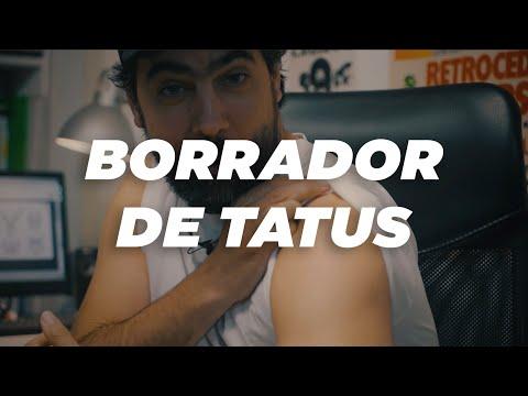 BORRADOR DE TATUS